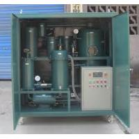 China Lube oil filtration plant, coolant oil filtering machine, hydraulic oil recycling machine, oil treatment, oil regeneration on sale