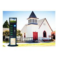 China Fairs, events and shopping mall use public phone charge station wholesale
