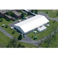 China 30mx50m White Cover European Style Marquee Tents , Large Span Event Canopies wholesale