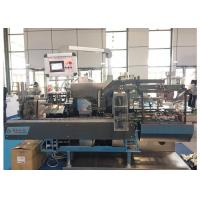 Wholesale CE Certificated Blister Auto Cartoning Machine With Capacity 120 Boxes / Min from china suppliers