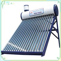 China Integrated non-pressurized solar water heater with assistant tank & manufacture wholesale