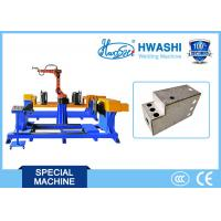 China C-GIS Air Cabinet Automatic TIG Welding Robot With Wire Feeder wholesale