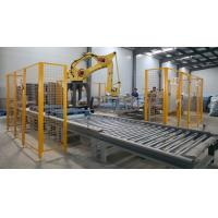 China Automatic Robot Packaging Machines Robot Palletizer Carton Loader 30 KW wholesale