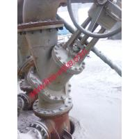 Buy cheap Y Type Angle Valve for Slurry Control,Alumina Processing from wholesalers