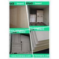 Sound Absorbing Gypsum Board : Perforated sound absorbing board of ec