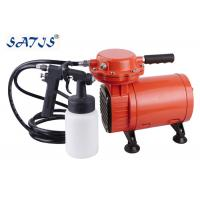 China CE Approval Membrane Type Spray Gun Air Compressor Oil Free Low Noise wholesale
