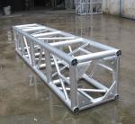 China Stage Fixed 6061-T6 Aluminum Spigot Truss , Lightweight Exhibition Truss System wholesale