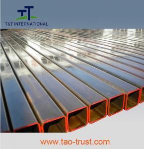 Square steel tubing/ Square pipe/Square tubes