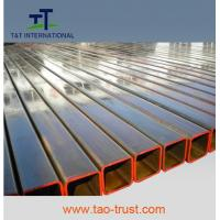 Quality Square steel tubing/ Square pipe/Square tubes for sale