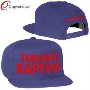 Quality Purple Toronto Raptors Hardwood Classics Title Custom Strapback Hats / Snapback Hat for sale