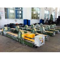 Buy cheap 65000lbs Double Motor Pipe Welding Rotator , Foot Pedal Control , 30 Ton Pipe from wholesalers
