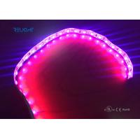 China Full Color 5050 Led Strip Lights Waterproof IP65 Flexible 96W/ Reel With UL Listed wholesale