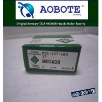 China RS INA Needle Roller Bearings HK0408 , ABEC-5 Chrome Steel and Low Noise wholesale