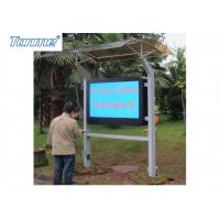 China High Brightness LCD Digital Signage Display 55 Inch With Stainless Steel Frame on sale