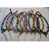 China Hand Made Chinese Silk Necklace Pendant Cords on sale