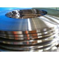 Quality Polished Stainless Steel Coil 201 Stainless Steel Strap Round Edge ISO Certificate for sale