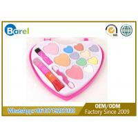 China Heart Shape Childrens Makeup Set  Multi - Cosmetics With SGS , GMPC Certification wholesale