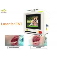China Minimally Invasive Highly Precise Laser Nasal Surgery Suitable For Ear , Nose And Throat wholesale