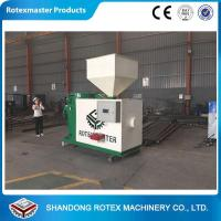 Quality Biomass industrial pellet burner for 1 MT boiler , heating system , drying system for sale