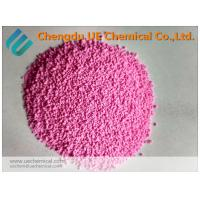 China Pink sodium sulfate color speckles for detergent, color speckles for washing powder wholesale