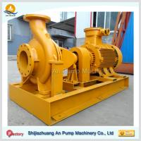 China Clean Water Centrifugal Single Stage Single Suction End Suction water Pump wholesale