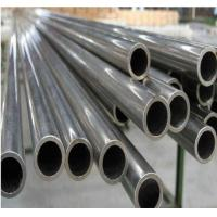 China Schedule 10 , 80 ,160 Industrial Stainless Steel Pipe / SS Tubing For Shipbuilding wholesale
