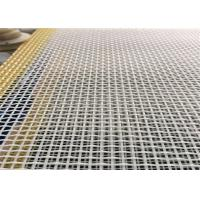 China 100% Polyester Industry Conveyor Mesh Belt High Temperature Resistant wholesale