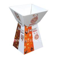 China 2016 Special HOT Corrugated Dump Bin for Chocolate Display wholesale