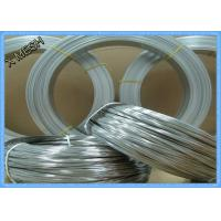 Buy cheap BWG 20 21 22 GI Galvanized Binding Wire Firm Zinc Coated Fit Express Way Fencing from wholesalers