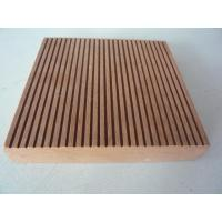 Buy cheap recyclable WPC outdoor decking from wholesalers