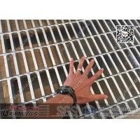 China Hot Dipped Galvanised Heavy Duty Steel Grating Panel | HESLY China Grating Factory wholesale