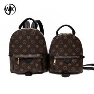 China Famous designer backpacks fashion pu leather cute girls mini backpack wholesale