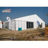 China 300 People Clearspan Marquee Aluminum Party Tents High Strength wholesale