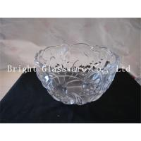 China Best Quality Glass Fruit Plate /Fruit Tray Glass / Glass Fruit Bowl wholesale