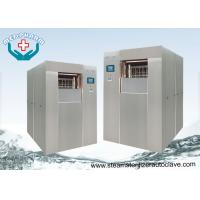 China Thermally Insulated Lab Autoclave Sterilizer With Controlled Pressure Valve wholesale