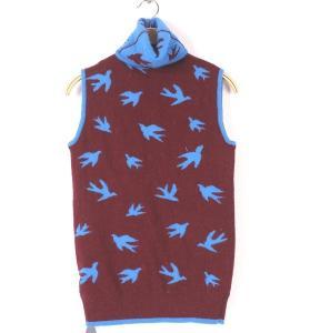 China Vest Jacquard Womens Wool Sweaters Chidori Turleneck Pullover Angora Yarn wholesale