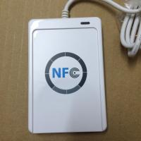 China rfid reader/13.56mhz contactless card reader/writer ACR122U on sale