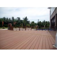 China Outdoor Hollow Wpc Decking Decorate Board/Advertising Hollow Plastic Board wholesale