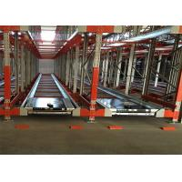 China Heavy Duty Shuttle Pallet Racking System With ISO CE SGS Certificated wholesale