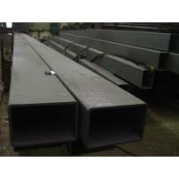China Engineering Special Steel Pipe Carbon Steel Rectangular Tubing With GB/T 19001-2008 wholesale