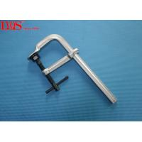 China Galvanized Welding F Clamps Swivel Hex Head With Black Phosphated Finish Handle wholesale
