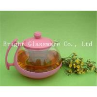 China prefect glass teapot, china teapot, glass teapot with infuser wholesale