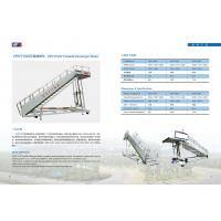 China Durable Aircraft Passenger Stairs , Aviation Ground Support Equipment  wholesale