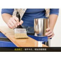 China Spray Transparent Wood Spray Paint , Liquid Coating Outdoor Wood Paint Colours wholesale