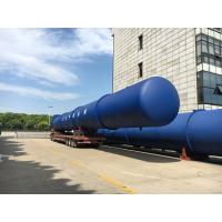 China AAC autoclave for steam-cured building materials with condensation systems wholesale