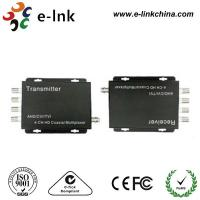 Buy cheap 2~4 CH CVI / AHD / TVI HD / Coaxial Multiplexer from wholesalers