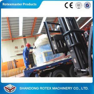 China Siemens Beide Motor Hay pellet machine wood pellet mill machine 1.5-2.5t/h wholesale