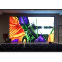Quality Stage Rental Led Digital Advertising Display P4.81 HD 500*500mm Cabinet Reddot for sale