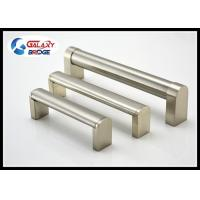 China Stainless Kitchen Cabinet Handles And Knobs 192mm T Bar Modern Decoration Long Door Pulls on sale