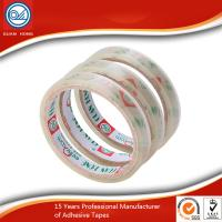 China Crystal Clear Bopp Packaging Tape  24mm Strong Sticky for Bag Sealing wholesale
